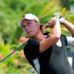 Julien Gressier - Joueur Playing Golf