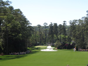 Masters Augusta - Trou10